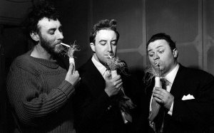 The Goon Show: Spike Milligan, Peter Sellers, Harry Secombe
